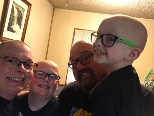 Logans Journey Battling Cancer
