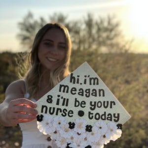 Meagan_KMeagan Kirchner Registered Nursing Graduate Caring for Every Patient Before and During COVID-19_1
